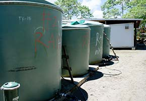 Antelope 3 Camp Water Supply Upgrade