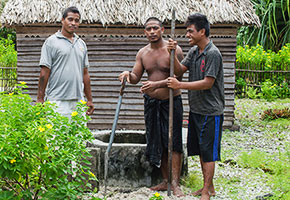 Village Water Supply for Climate Change Adaptation